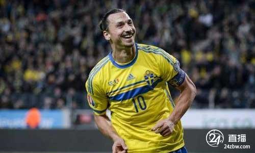 回来!39岁的伊布拉希莫维奇5年后重返瑞典国家队