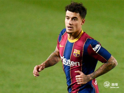 还清债务!巴塞罗那愿意免费把库蒂尼奥交易回利物浦