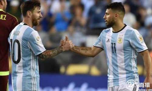 阿奎罗:我很高兴回到国家队。智利是一个强大的对手