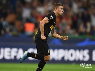 意大利媒体报道,拜仁出价7000万欧元收购国米中场巴塞罗那
