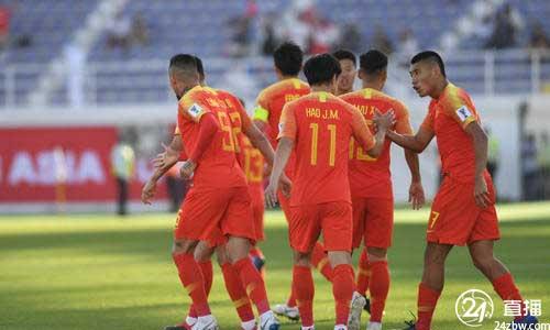 官方消息:国家足球队在亚洲排名第九,最近12场比赛的抽签点都在第四位