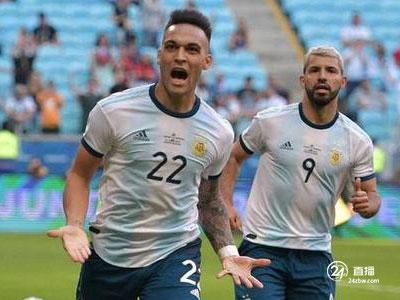 劳塔罗:阿根廷是来赢得美洲杯的