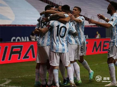 梅西被正式任命为阿根廷和乌拉圭比赛的球员