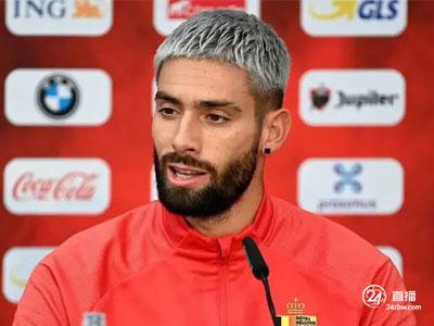 卡拉斯科:比利时必须密切关注罗纳尔多在淘汰赛中的表现