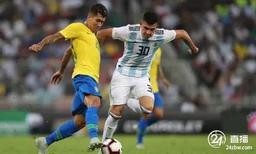 内马尔:我想在美洲杯决赛中遇到阿根廷。那里有很多好朋友