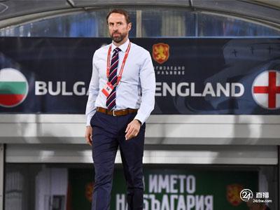 索斯盖特已经确认英格兰的迈克尔·萨查可以和丹麦比赛