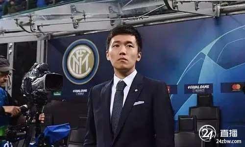 意大利媒体:如果张康阳敢在瞬间关闭江苏队,他敢卖掉国米球员吗?