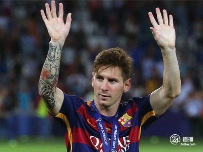 据第六频道报道,梅西告诉巴黎球员,他将接受大巴黎的报价