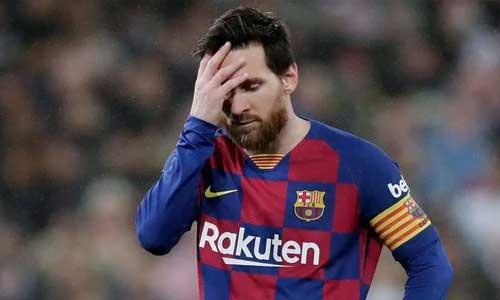ESPN:梅西对巴塞罗那续约感到失望