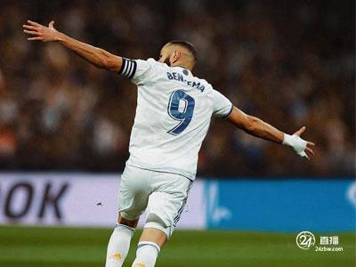 阿塞尼奥被蒙面,本泽马双杀,皇家马德里主场6-1击败马洛卡