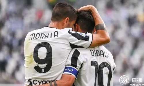 意大利媒体:迪巴拉可能在罗马作为替补出场,莫拉塔将回到欧洲